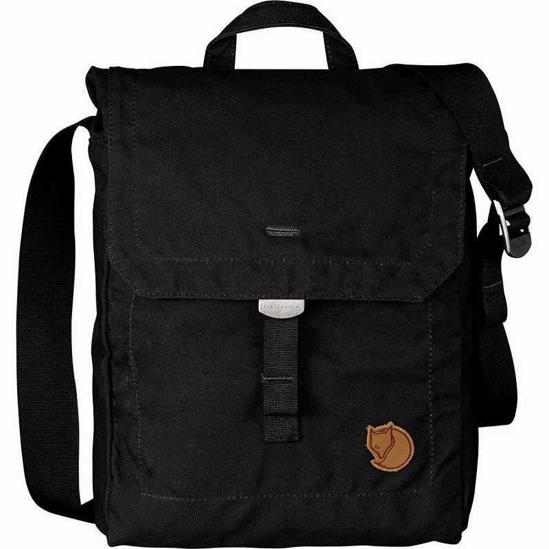(取寄) フェールラーベン ユニセックス Foldsack No.36L バックパック Fjallraven Men's Foldsack No.3 6L Backpack Black