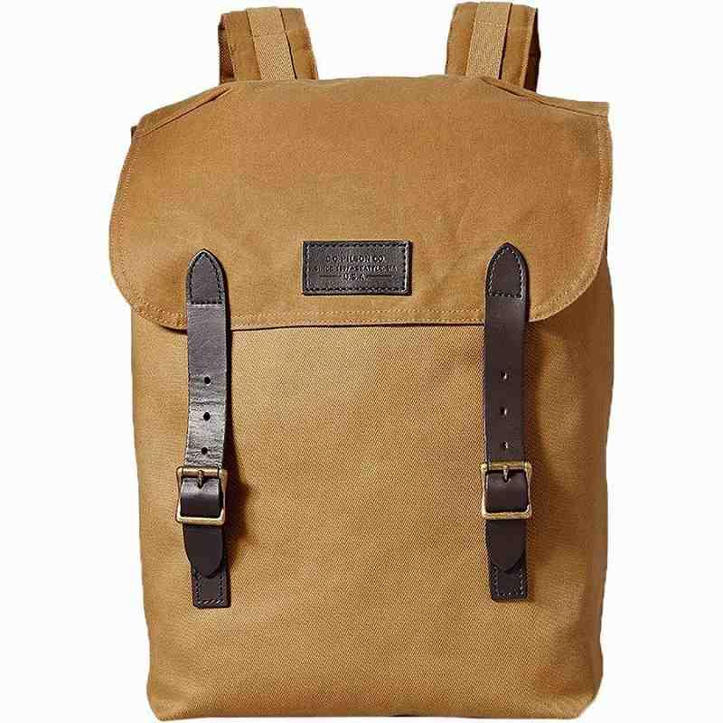 【エントリーでポイント5倍】(取寄)フィルソン ユニセックス レンジャー バックパック Filson Men's Ranger Backpack Tan