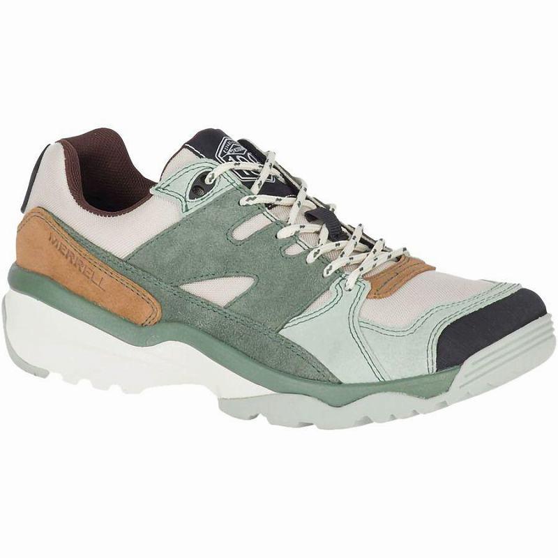 ハイキング シューズ トレイルランニング 登山靴 男女兼用 レディース 大きいサイズ 取寄 メレル ボルダー Merrell Foam Shoe 早割クーポン Boulder Hiking Laurel Range レンジ Women