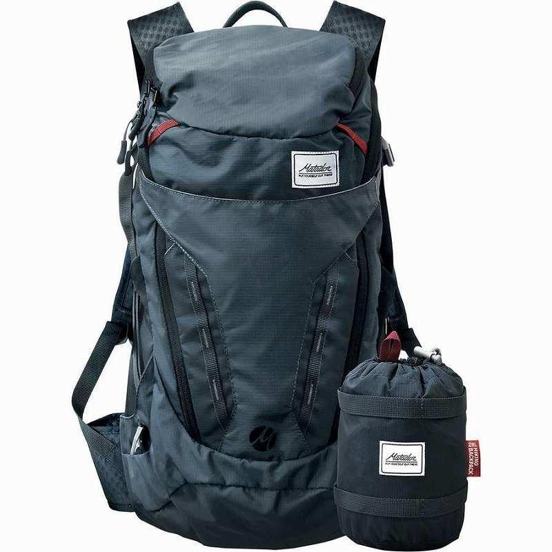 (取寄)マタドール ユニセックス ビースト 28L バックパック Matador Men's Beast 28L Backpack Grey