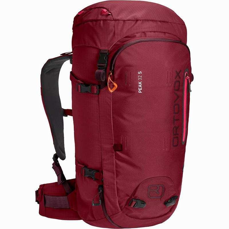 【クーポンで最大2000円OFF】(取寄)オルトボックス ユニセックス ピーク 32LS バックパック Ortovox Men's Peak 32L S Backpack Dark Blood