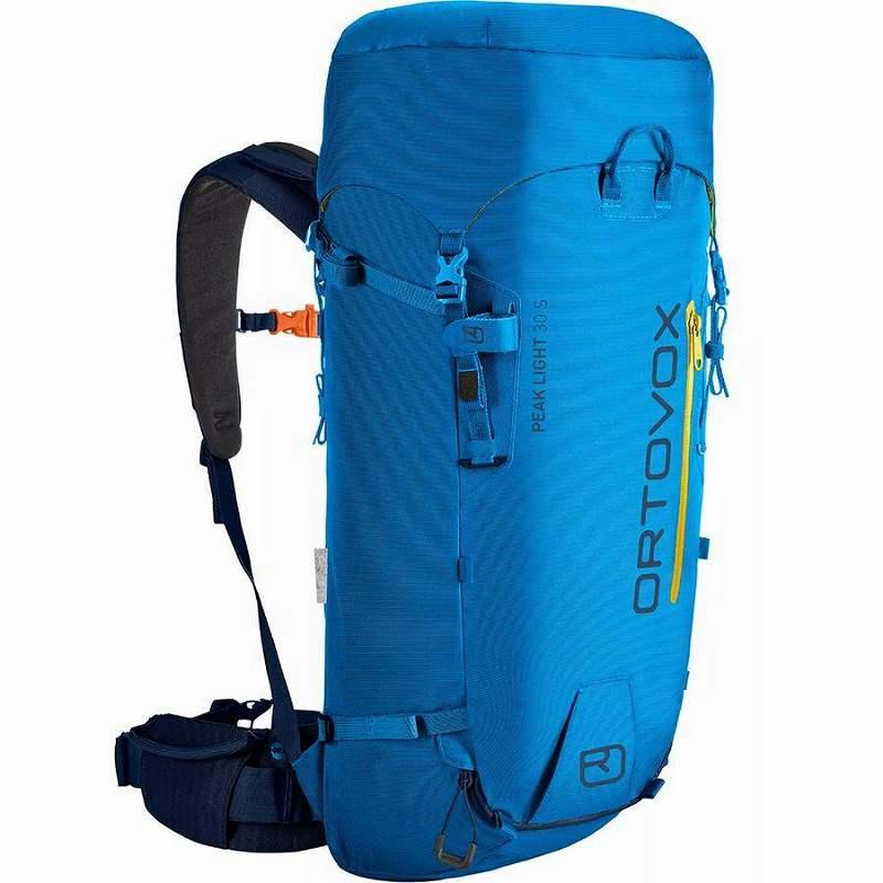 (取寄)オルトボックス ユニセックス ピーク ライト 30LS バックパック Ortovox Men's Peak Light 30L S Backpack Safety Blue