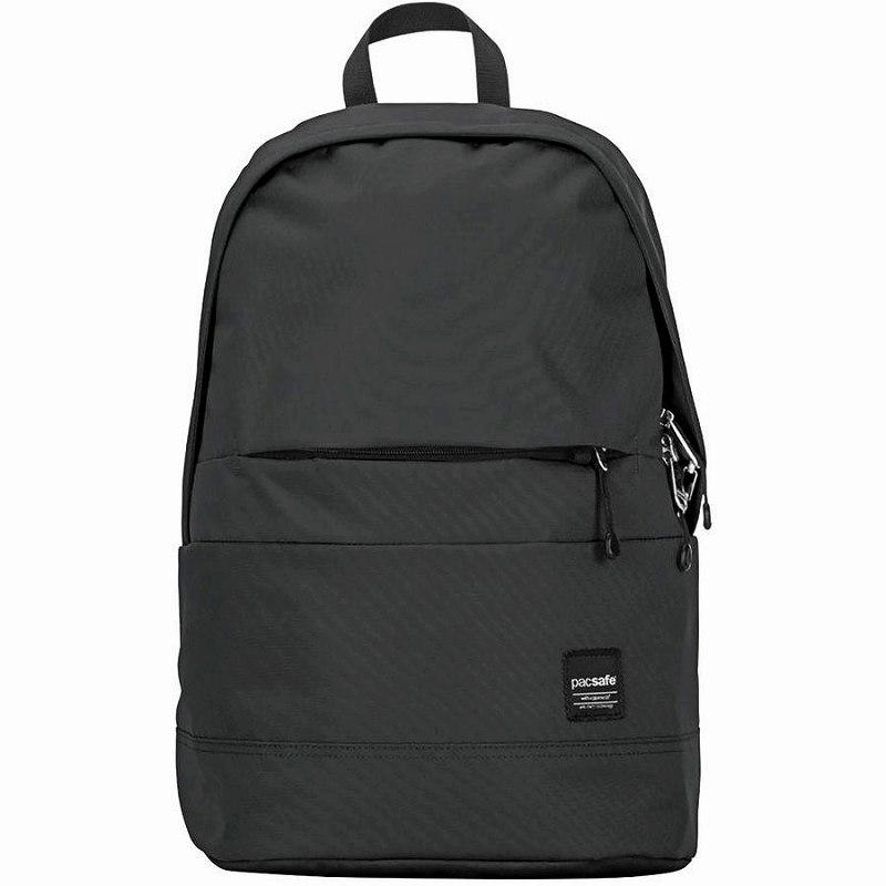 【エントリーでポイント5倍】(取寄)パックセーフ ユニセックス スリングセーフ LX300 20L バックパック Pacsafe Men's Slingsafe LX300 20L Backpack Black