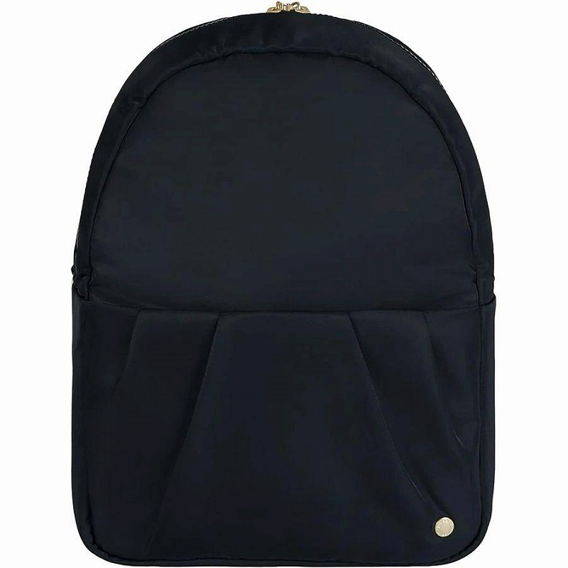 (取寄)パックセーフ シティセーフ CXコンバーチブル バックパック リュック バッグ Pacsafe Men's Citysafe CX Convertible Backpack Black