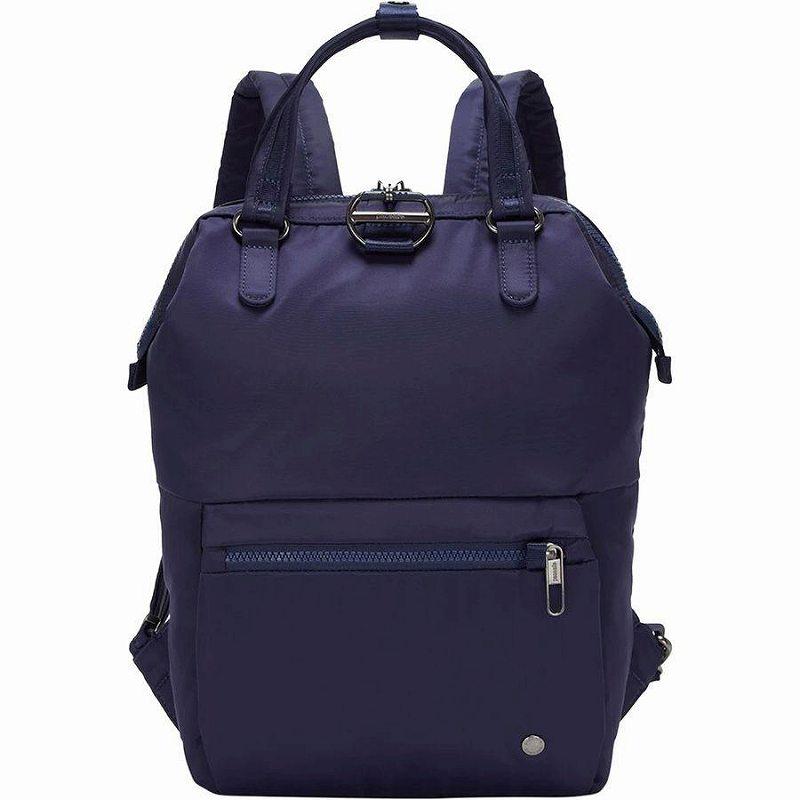 (取寄)パックセーフ シティセーフ CXミニ バックパック リュック バッグ Pacsafe Men's Citysafe CX Mini Backpack Nightfall