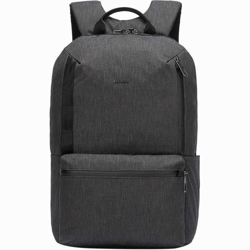 (取寄)パックセーフ ユニセックス メトロセーフ X 20L バックパック Pacsafe Men's Metrosafe X 20L Backpack Carbon