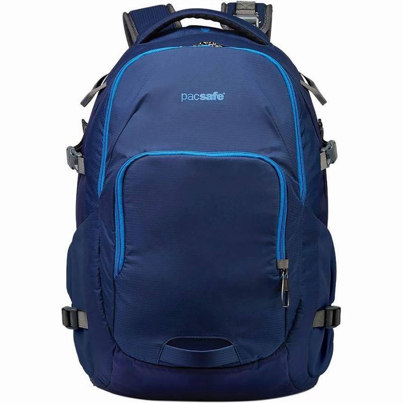 (取寄)パックセーフ ユニセックス ベンチャーセーフ 28LG3 バックパック Pacsafe Men's Venturesafe 28L G3 Backpack Lakeside Blue