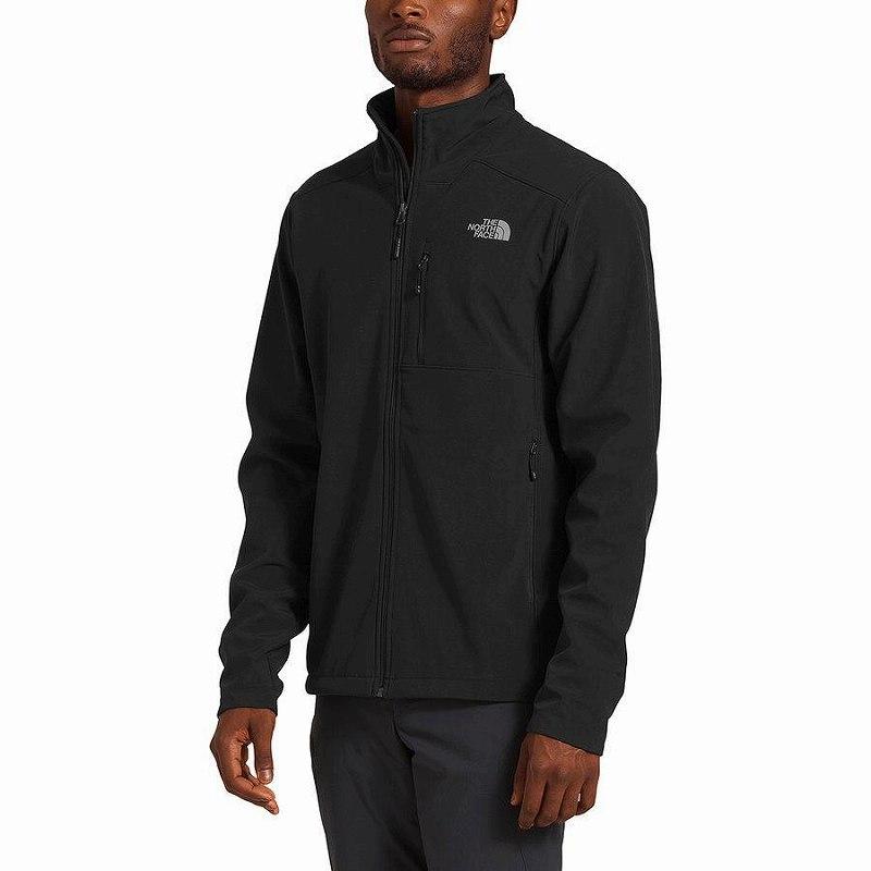 【クーポンで最大2000円OFF】(取寄)ノースフェイス メンズ アペックス バイオニック 2 ソフトシェルトール ジャケット The North Face Men's Apex Bionic 2 Softshell Tall Jacket Tnf Black/Tnf Black