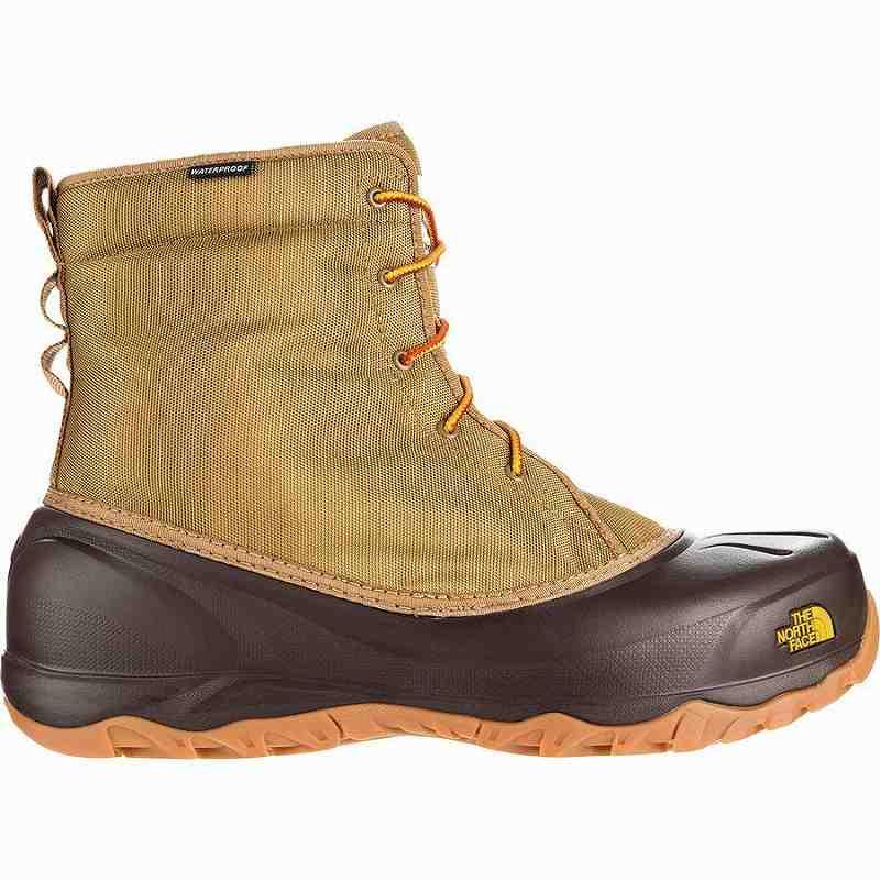 (取寄)ノースフェイス メンズ ツモル ブーツ The North Face Men's Tsumoru Boot Utility Brown/Demitasse Brown