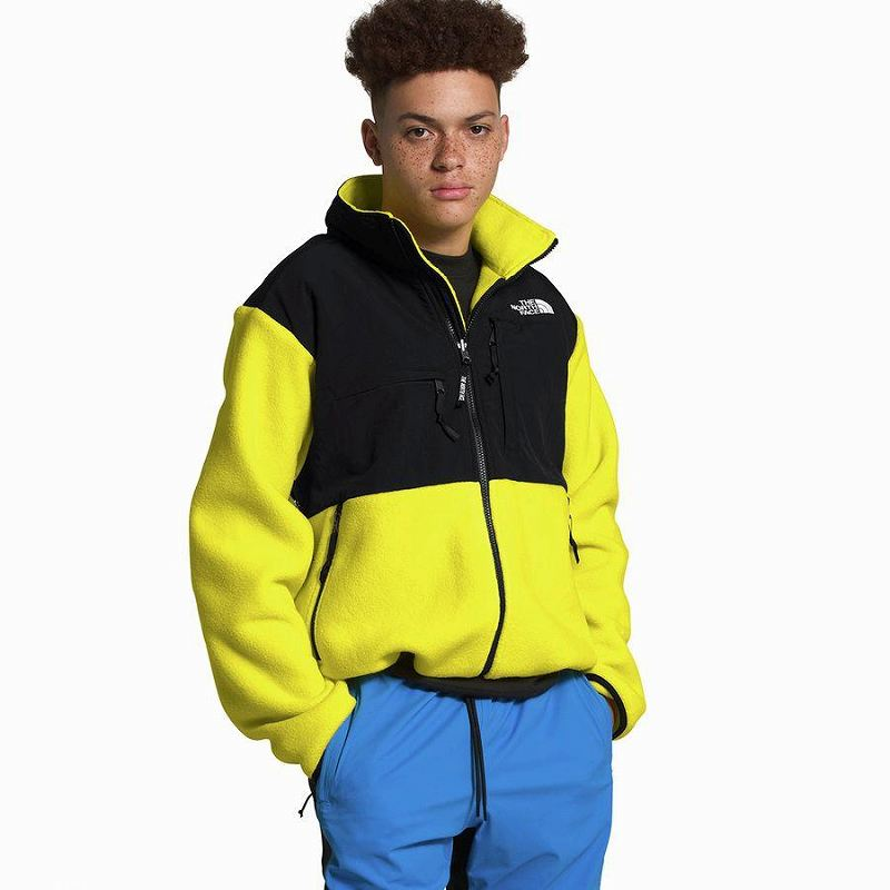 (取寄)ノースフェイス メンズ 95レトロ デナリ ジャケット The North Face Men's 95 Retro Denali Jacket Tnf Lemon