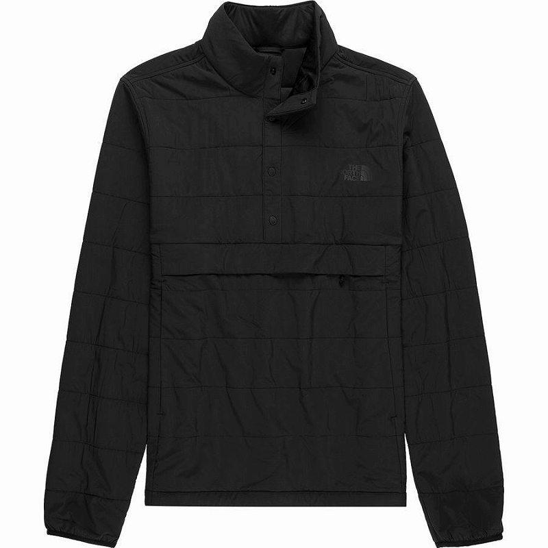 (取寄)ノースフェイス メンズ マウンテン トレーナー 3.0 アノラック The North Face Men's Mountain Sweatshirt 3.0 Anorak TNF Black