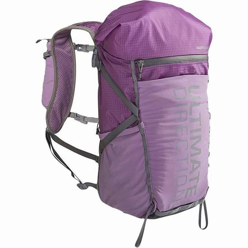 【エントリーでポイント5倍】(取寄)アルティメイト・ディレクション レディース FastpackHer 30L バックパック Ultimate Direction Women FastpackHer 30L Backpack Lavender