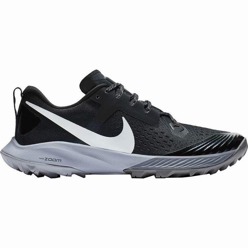 【クーポンで最大2000円OFF】(取寄)ナイキ レディース エアー ズーム テラ カイガー 5トレイル ランニング シューズ Nike Women Air Zoom Terra Kiger 5 Trail Running Shoe Running Shoes Black/Barely Grey-gunsmoke-wolf Grey