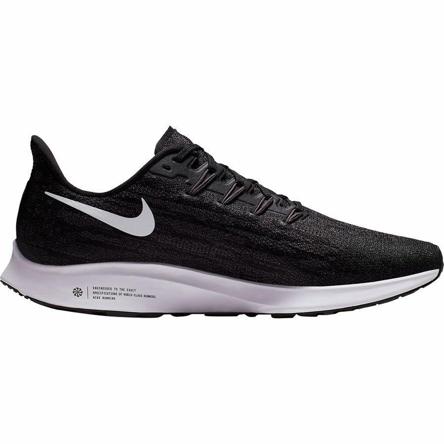 【クーポンで最大2000円OFF】(取寄)ナイキ メンズ エアー ズーム ペガサス 36 ランニング シューズ Nike Men's Air Zoom Pegasus 36 Running Shoe Running Shoes Black/White-thunder Grey