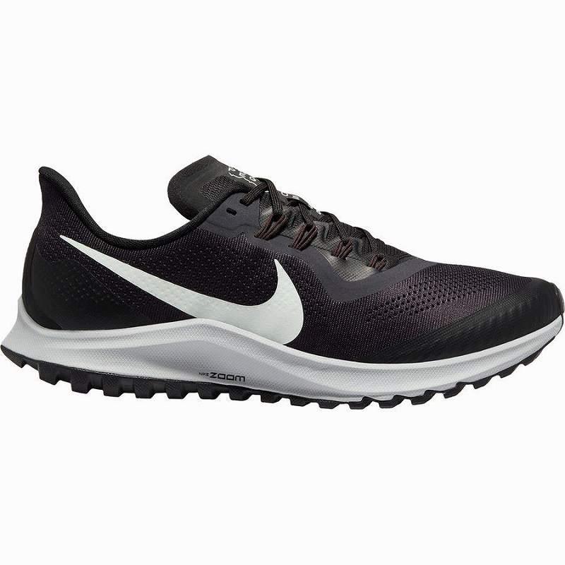 【クーポンで最大2000円OFF】(取寄)ナイキ メンズ エアー ズーム ペガサス 36トレイル ランニング シューズ Nike Men's Air Zoom Pegasus 36 Trail Running Shoe Running Shoes Oil Grey/Barely Grey-Black-Wolf Grey