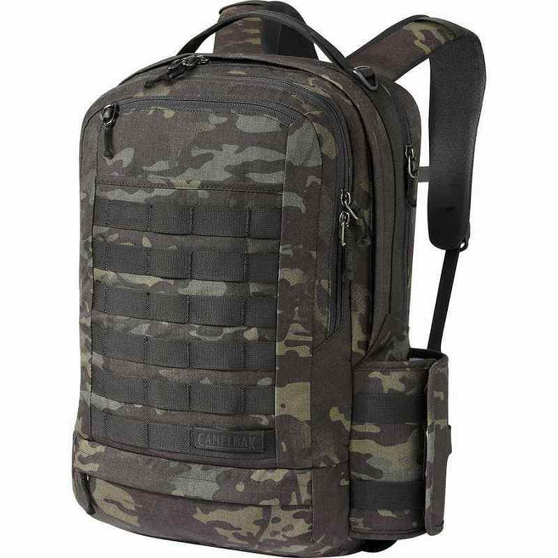 (取寄)キャメルバック クワンティコ 23L バックパック リュック バッグ CamelBak Men's Quantico 23L Backpack Black Multi-Cam