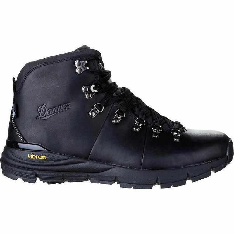 【クーポンで最大2000円OFF】(取寄)ダナー メンズ マウンテン 600ハイキング Boot- ハイキング ブーツ Danner Men's Mountain 600 Full-Grain Hiking Boot Carbon Black