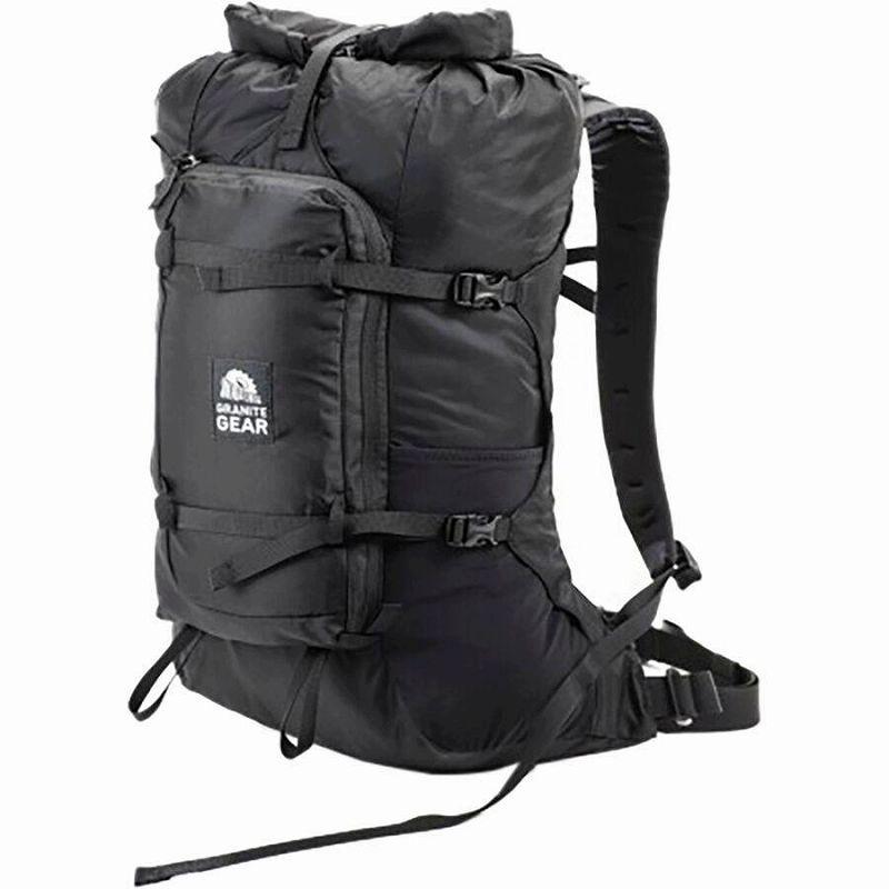 (取寄)グラナイトギア ユニセックス スカーリー 24L デイパック Granite Gear Men's Scurry 24L Daypack Black