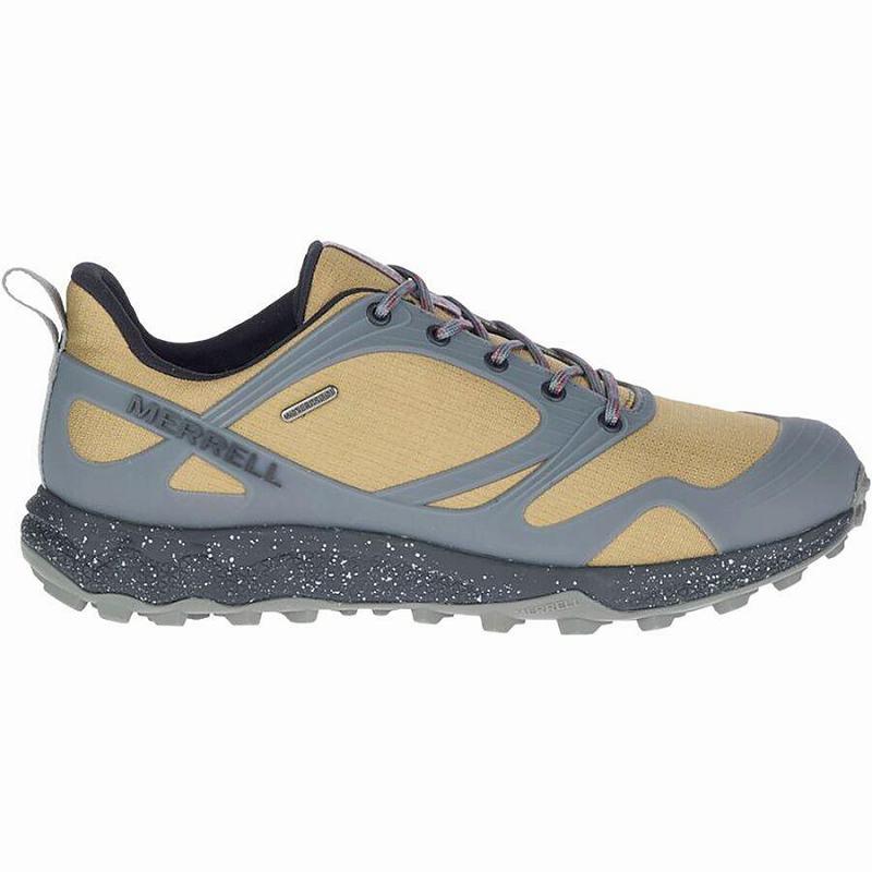 【クーポンで最大2000円OFF】(取寄)メレル メンズ オルタライト ハイキング シューズ Merrell Men's Altalight Hiking Shoe Butternut