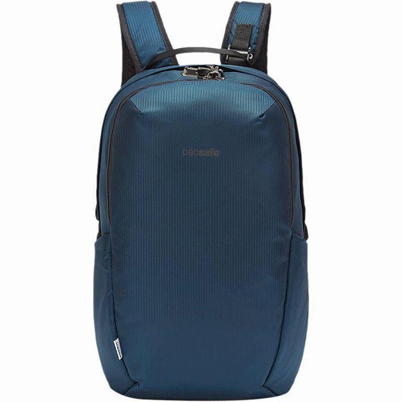 (取寄)パックセーフ ヴァイブ 25L バックパック リュック バッグ Pacsafe Men's Vibe 25L Backpack Econyl Ocean