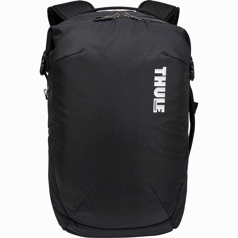(取寄)スーリー サブテラ 34L バックパック リュック バッグ Thule Men's Subterra 34L Backpack Black