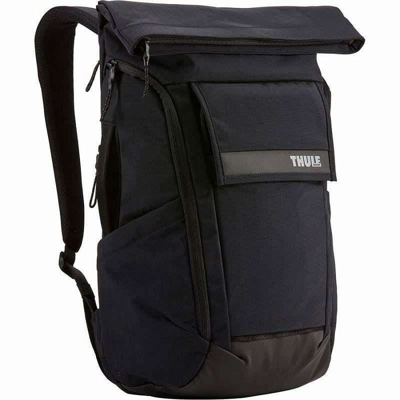 (取寄)スーリー パラマウント 24L バックパック リュック バッグ Thule Men's Paramount 24L Backpack Black
