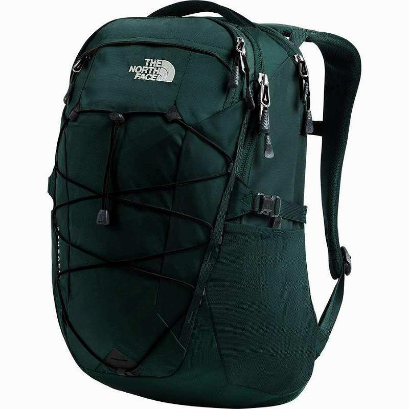 【クーポンで最大2000円OFF】(取寄)ノースフェイス ユニセックス ボレアリス 28L バックパック The North Face Men's Borealis 28L Backpack Ponderosa Green/Tnf Black