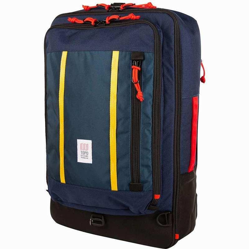 (取寄)トポデザイン ユニセックス トラベル 30L バッグ Topo Designs Men's Travel 30L Bag Navy