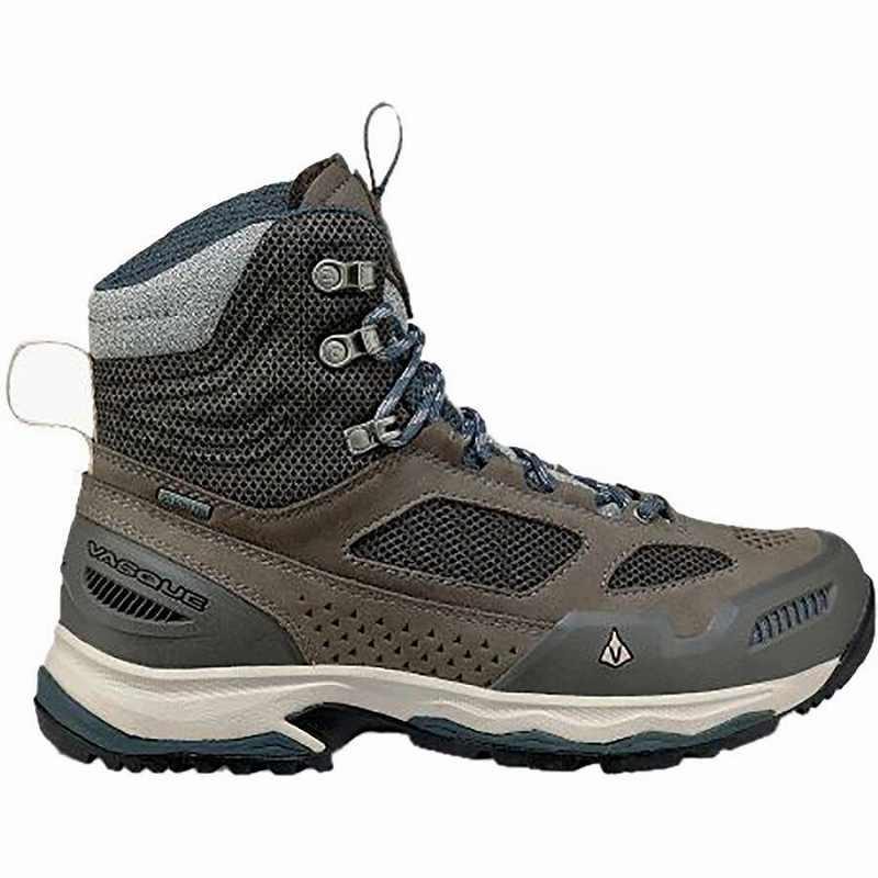 【クーポンで最大2000円OFF】(取寄)バスク レディース ブリーズ AT Gtx ハイキング ブーツ Vasque Women Breeze AT GTX Hiking Boot Gargoyle/Dark Slate