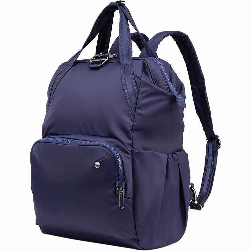 (取寄)パックセーフ シティセーフ CX バックパック リュック バッグ Pacsafe Men's Citysafe CX Backpack Nightfall