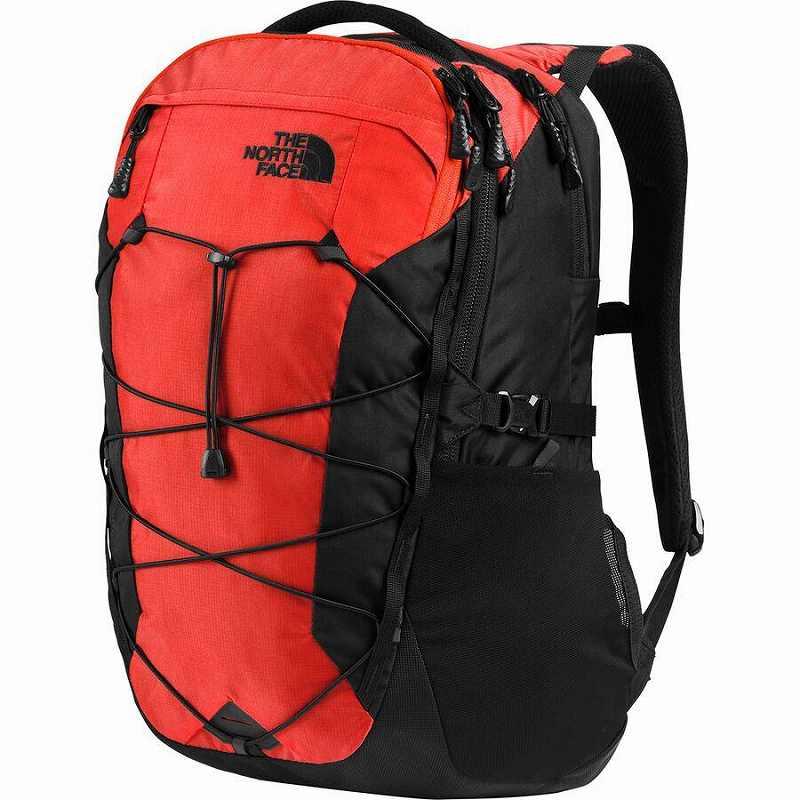 (取寄)ノースフェイス ボレアリス 28L バックパック リュック バッグ The North Face Men's Borealis 28L Backpack Flare Ripstop/TNF Black
