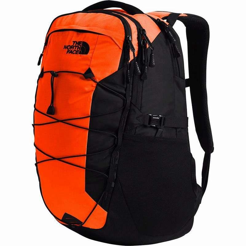 (取寄)ノースフェイス ボレアリス 28L バックパック リュック バッグ The North Face Men's Borealis 28L Backpack Persian Orange Ripstop/Tnf Black