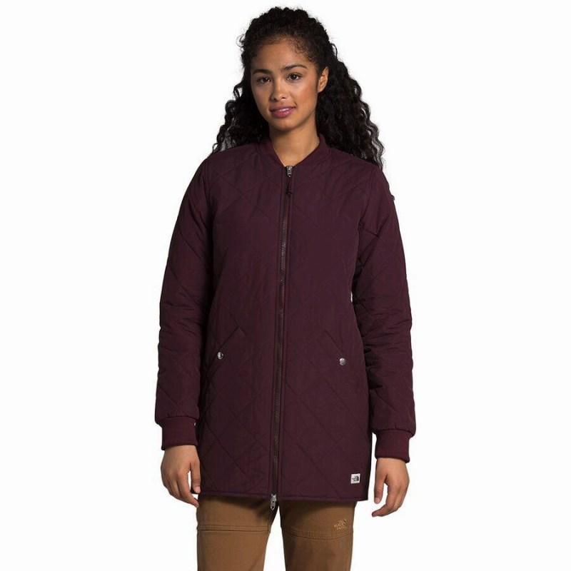 ハイキング 登山 マウンテン アウトドア ウェア アウター 山ガール ファッション ブランド 大きいサイズ ビッグサイズ 取寄 Cuchillo パーカー 返品不可 Brown The レディース Root Women 数量は多 North Face Parka ノースフェイス