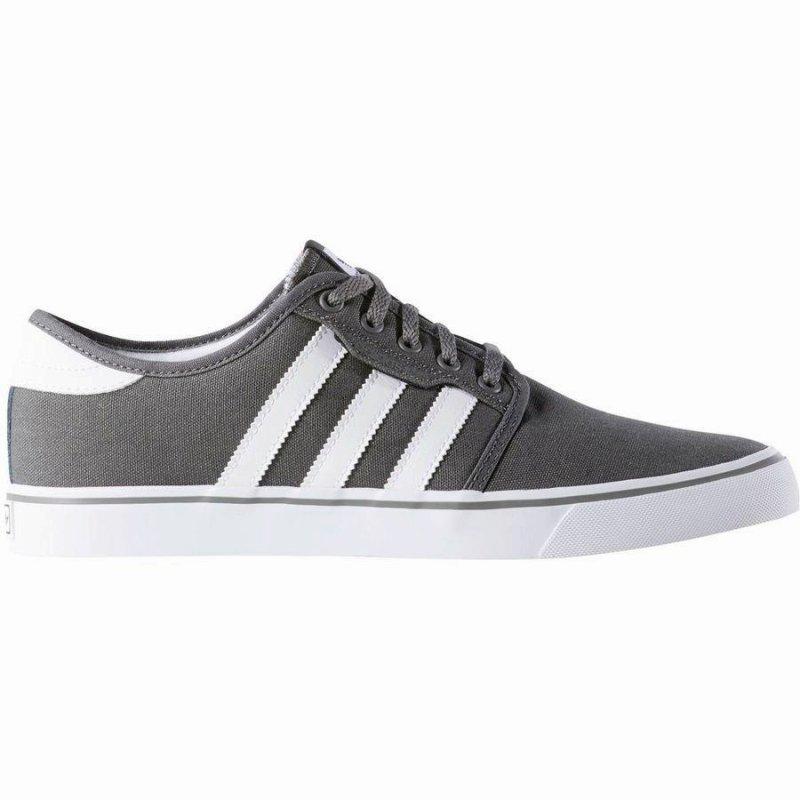 スニーカー シューズ 靴 スケートシューズ ストリート ファッション メンズ 大きいサイズ 取寄 アディダス 在庫一掃 Men's Ash スケート 最安値 Skate White Adidas Seeley Black シーリー Shoe
