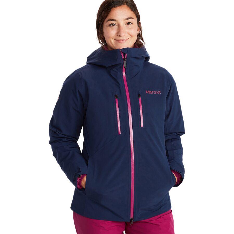 ハイキング 登山 トレッキング 山登り アウトドア カジュアル ジャケット アウター ウェア レディース 女性用 Marmot Navy コンポーネント マーモット 取寄 Women Jacket Component Featherless 激安通販ショッピング セール特価品 Arctic フェザーレス