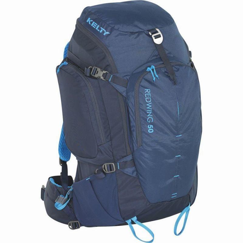 【500円引きクーポン】 (取寄)ケルティ レッドウィング 50L バックパック Kelty Men&39;s Redwing 50L Backpack Twilight Blue, ウインザーラケット b6881da3