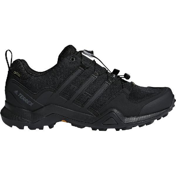 beea0e1d8654 (order) Adidas men outdoor telex Swift R2 Gtx hiking shoes Adidas Men s  Outdoor Terrex Swift R2 GTX Hiking Shoe Black Black Black