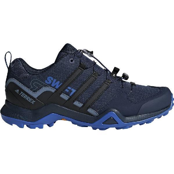 【人気急上昇】 (取寄)アディダス メンズ アウトドア テレックス スウィフト R2 ハイキングシューズ Adidas Men's Outdoor Terrex Swift R2 Hiking Shoe Collegiate Navy/Black/Blue Beauty, ワールドサイクル 9fb16f8e