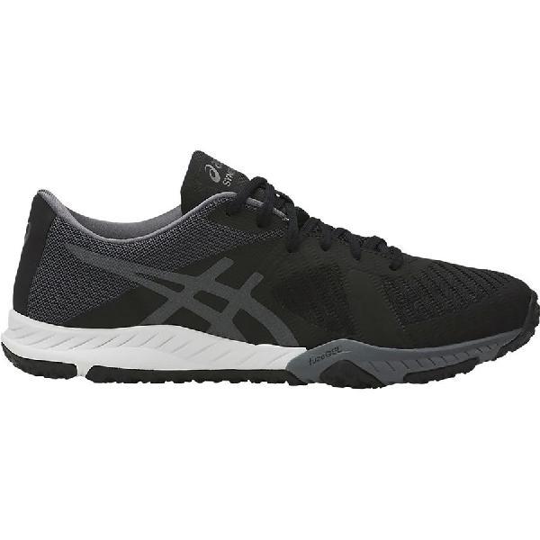 (取寄)アシックス メンズ ウェルドン X シューズ Asics Men's Weldon X Shoe Black/Carbon/White