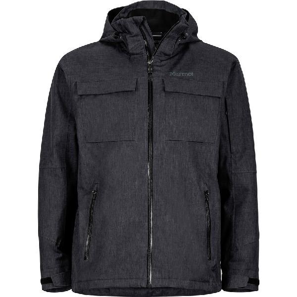 (取寄)マーモット メンズ ラディウス ジャケット Marmot Men's Radius Jacket Black