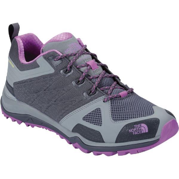 (取寄)ノースフェイス レディース ウルトラ ファストパック 2 Gtx ハイキングシューズ The North Face Women Ultra Fastpack II GTX Hiking Shoe Zinc Grey/Sweet Violet