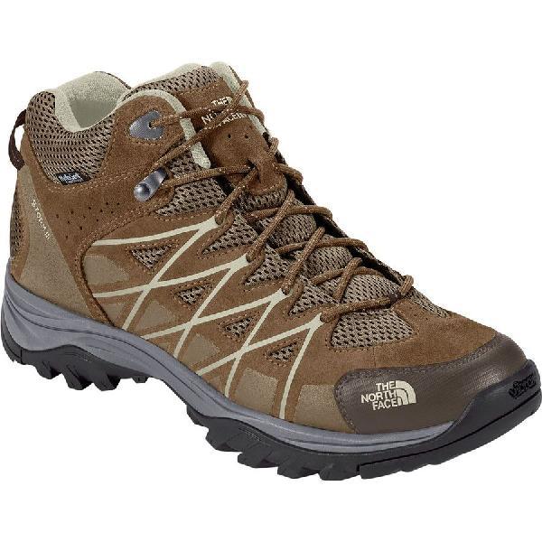 (取寄)ノースフェイス メンズ ストーム 3 ミッド ハイキング ブーツ The North Face Men's Storm III Mid Hiking Boot Weimaraner Brown/Shroom Brown