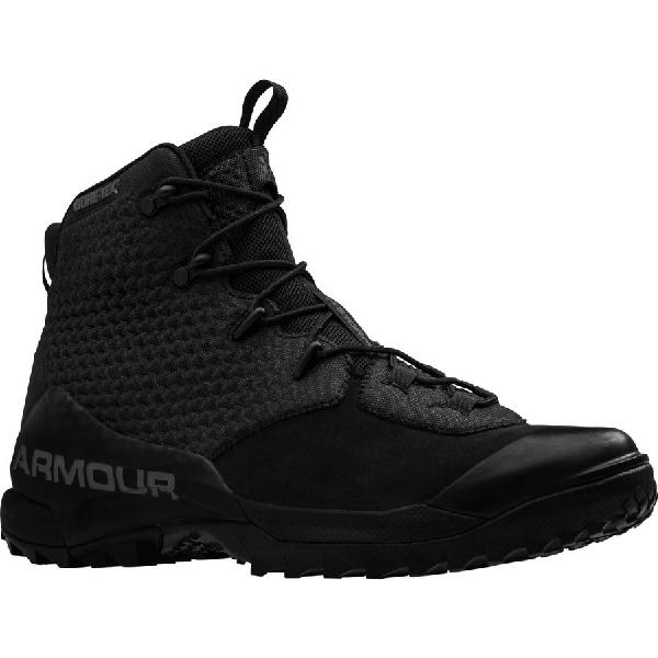 (取寄)アンダーアーマー メンズ Infil ハイキング Gtx ブーツ Under Armour Men's Infil Hike GTX Boot Black/Black/Black