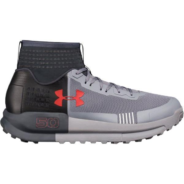 (取寄)アンダーアーマー メンズ ホライズン 50 ハイキングシューズ Under Armour Men's Horizon 50 Hiking Shoe Anthracite