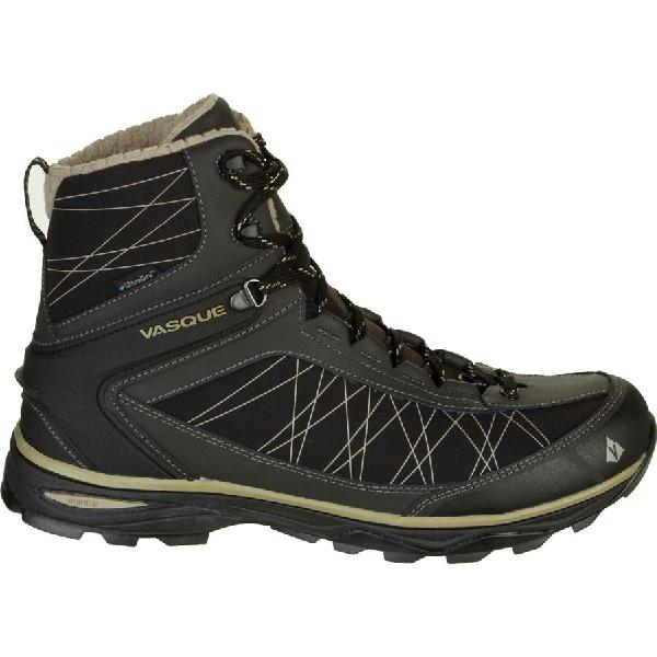 (取寄)バスク メンズ コールドスパーク ウルトラドライ ブーツ Vasque Men's Coldspark UltraDry Boot Jet Black/Chinchilla
