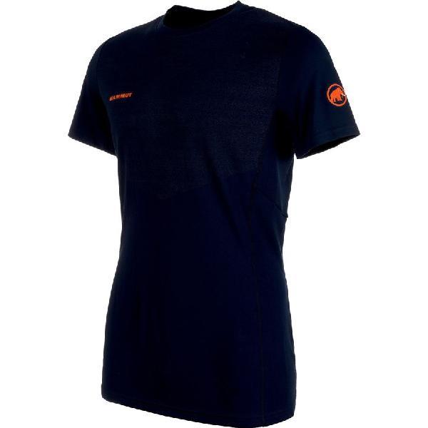 (取寄)マムート メンズ モエンチ ライト Tシャツ Mammut Men's Moench Light T-Shirt Night