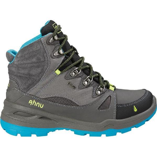 (取寄)アニュ レディース ノース ピーク イーベント ハイキング ブーツ Ahnu Women North Peak eVent Hiking Boot Dark Grey