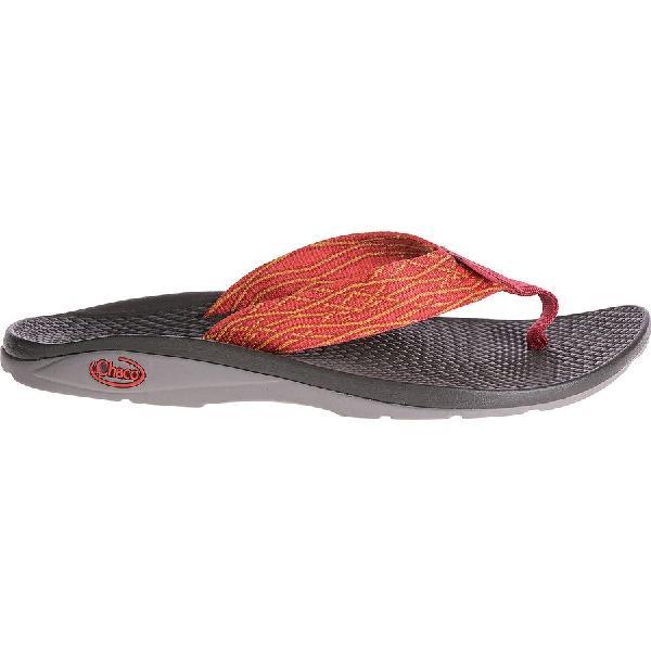 (取寄)チャコ レディース フリップ エコトレッド サンダル Chaco Women Flip EcoTread Sandal Venice Sunrise