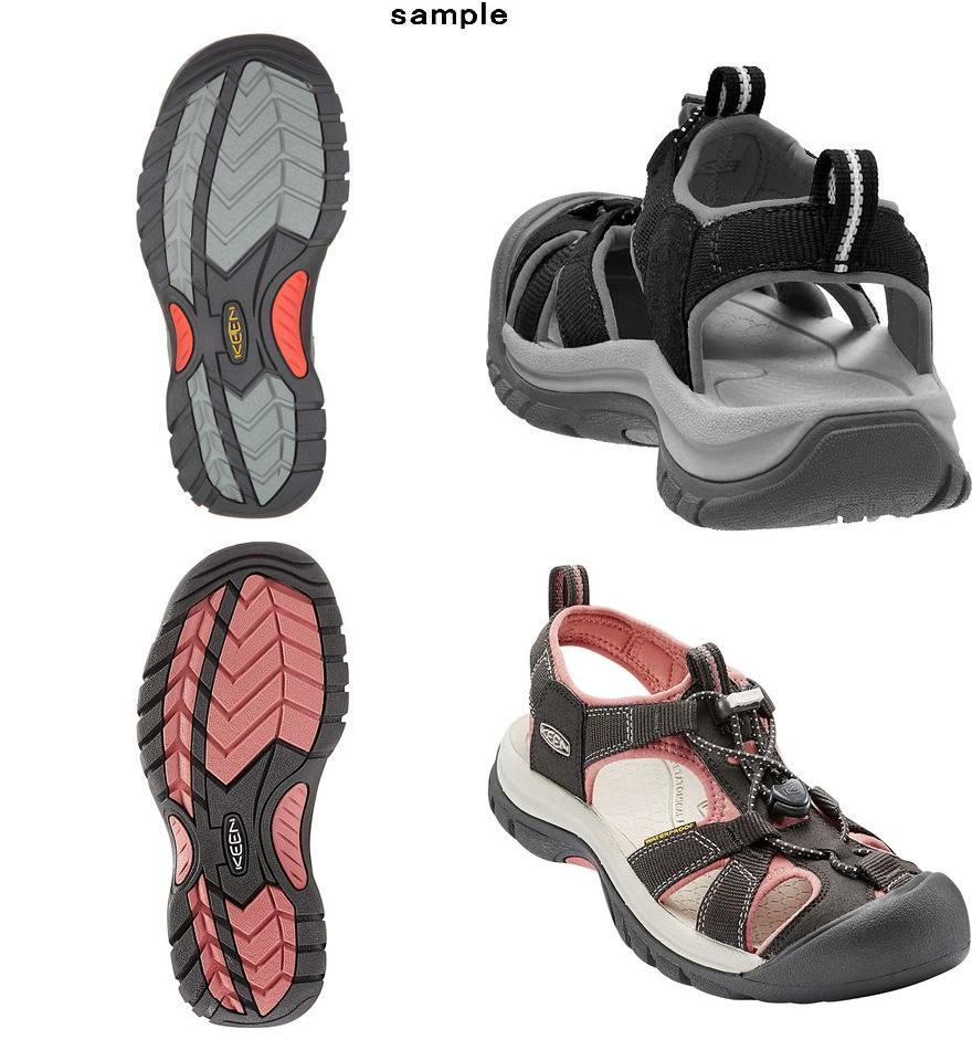 b820fb5d0b1d (order) Kean Lady s Venice H2 sandals KEEN Women Venice H2 Sandal Beet Red Neutral  Gray