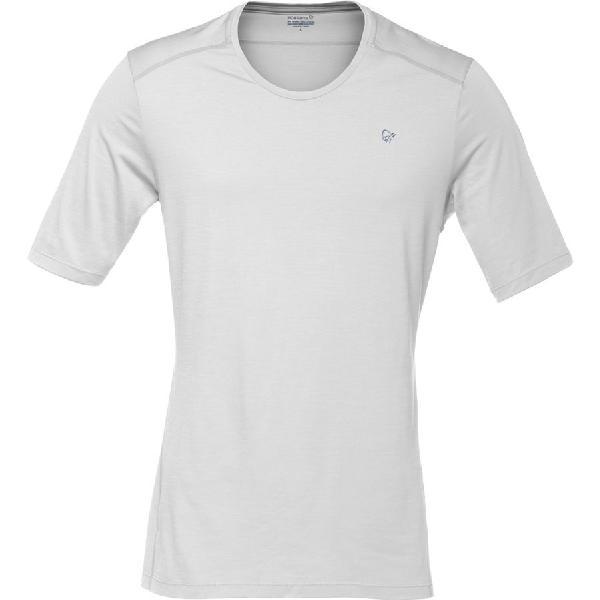 激安 (取寄)ノローナ メンズ メンズ ウール Wool Tシャツ Norrona ウール Men's Wool T-Shirt Ash, わくわく夢ショップ:60233585 --- canoncity.azurewebsites.net